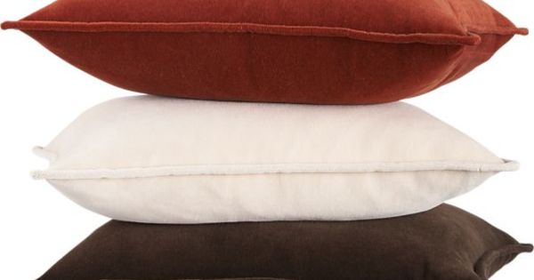 Crate And Barrel Decorative Pillow Covers : Monroe 18