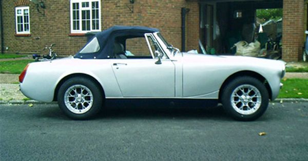 My First Car Mg Midget Convertable Loved Mg Midget British Sports Cars Mg Cars