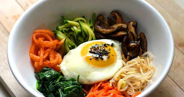 bibimbop- korean yumminess