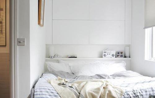 Slaapkamer Pinterest : ... Pinterest - Interieur, Kleine Slaapkamers ...