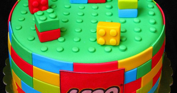 LEGO Birthday Cakes for Boys | Find tons of amazing Lego cake