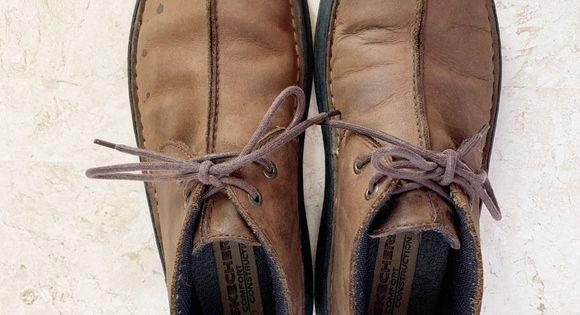 Skechers Desert Trek Chukka Boots 6.5 M Brown Skechers