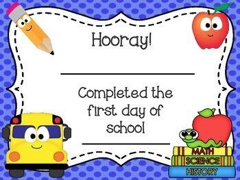 45+ 1st Day Of Kindergarten Clipart
