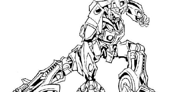 Pin von tri putri auf transformers bumblebee coloring for Transformers prime beast hunters coloring pages