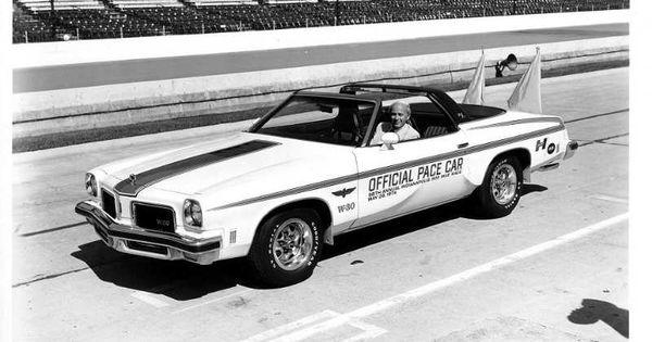 1974 oldsmobile hurst cutlass indy 500 pace car gm indy 500 pace cars pinterest cars. Black Bedroom Furniture Sets. Home Design Ideas