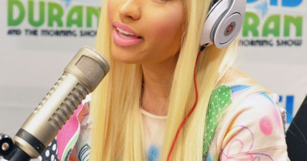 Nicki on Elvis Duran and the Morning show.. best radio show ever!!!!!!!!!!!!!