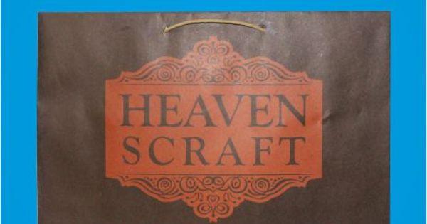 tas kertas pekanbaru heaven scraft | Desain Tas Kertas | Pinterest ...