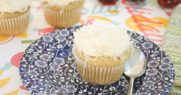 Krissy's Creations: Coconut Snowball Cupcakes {Gluten Free ...