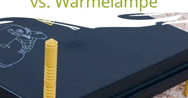 Kukenwarmeplatte Versus Warmelampe Die Vor Und Nachteile Kukenaufzucht Artgerechte Tierhaltung Huhner Futter