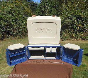 Dosko Sport Campmate Portable Camp Kitchen Organizer Chuck Box Camping Storage Camp Kitchen Camp Kitchen Organization Camping Storage