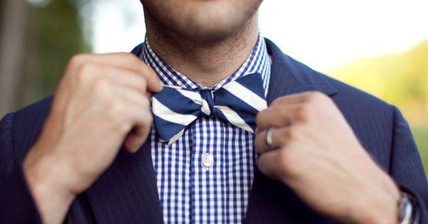 Bow tie.