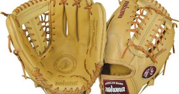 Nokona American Legend Series 12 75 Baseball Glove Baseball Glove American Legend Timberland Boots