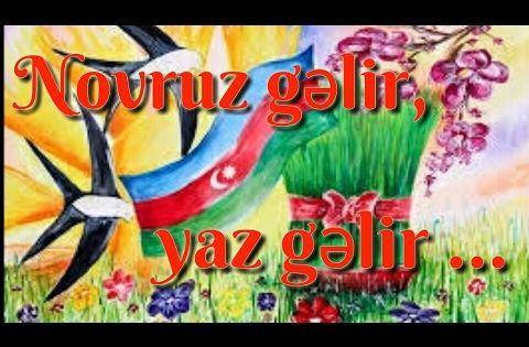 Super Novruz Gəlir Yaz Gəlir Novruz Bayrami Navruz Bajram Nevruz Youtube Doga Bahar Mutlu
