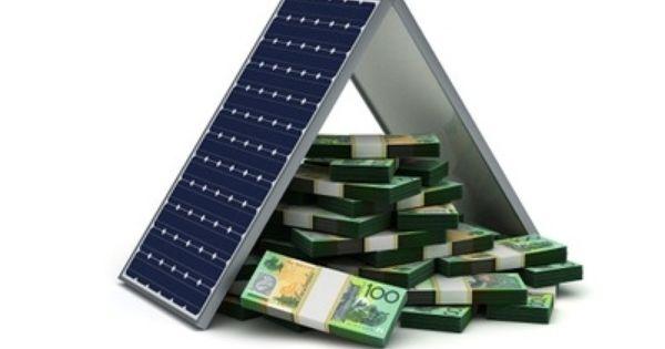 How Solar Panels Save The Environment And Money Solar Panels Solar Renewable Energy News