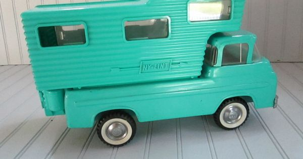 C 1960 S Nylint Ford Econoline Camper By