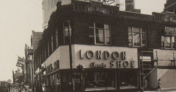 1960s Nyc Bronx Vintage Storefront Photo London Character
