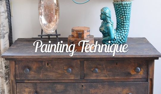 Painted Furniture Find Out How Easy It Is To Recreate That Beautiful Pottery Barn Distressed