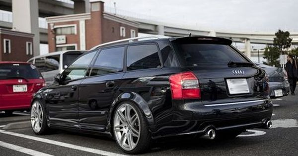 Audi S4 B6 Avant On S Line Wheels Low With Images Audi Wagon