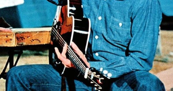 Elvis Presley - Denim Celebrity Icons Wearing Denim Throughout History | Icons | Pinterest ...