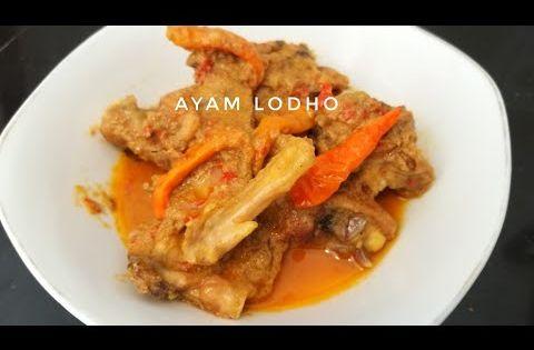 Ayam Lodho Coba Resep Kuliner Jawa Timur Youtube Di 2020 Resep Ayam Ayam