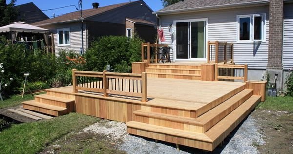 Wood Decks, Decks And