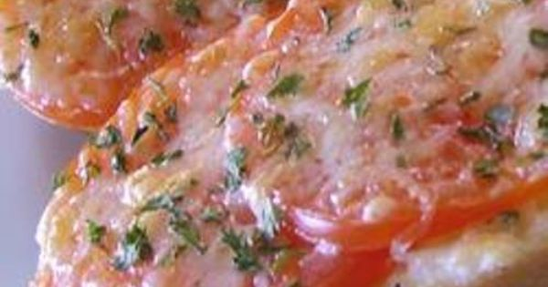 Mama's Best Broiled Tomato Sandwich | Favorite Recipes | Pinterest ...