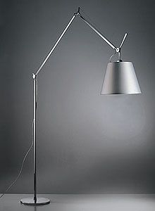 Artemide Tolomeo Mega Floor Lamp With Arms Would Be Nice Next To The New Lounge 930 Floor Standing Lamps Floor Lamp Lamp