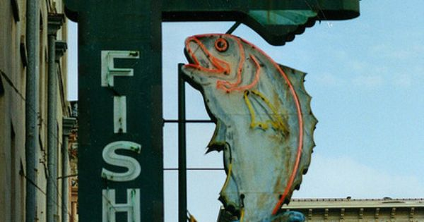 Mathews fish market savannah georgia by swampzoid via for Fish market savannah ga