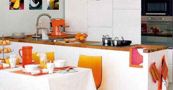 Como decorar una cocina con poco dinero para m s - Cocina con poco ...