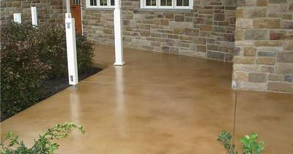 Top 25+ Best Stained Concrete Porch Ideas On Pinterest | Concrete Porch, Stained  Concrete And Concrete Walkway