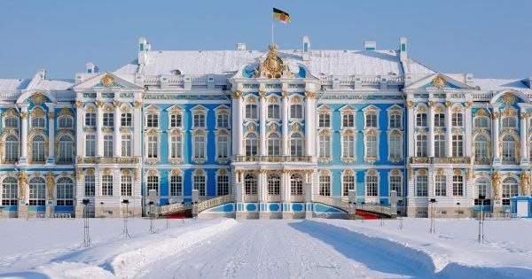 Saint petersbourg russie christmas around the world for Les jardins de catherine