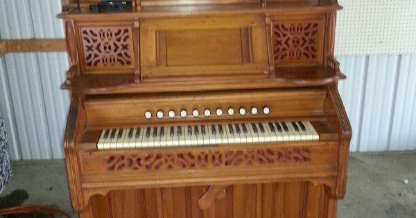 Pump Organ. Wet Bar Perhaps?