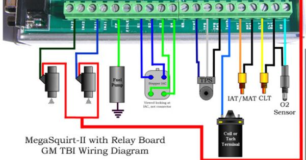 megasquirt ii relay board gm tbi wiring diagram joshua megasquirt ii relay board gm tbi wiring diagram joshua tech nova and articles