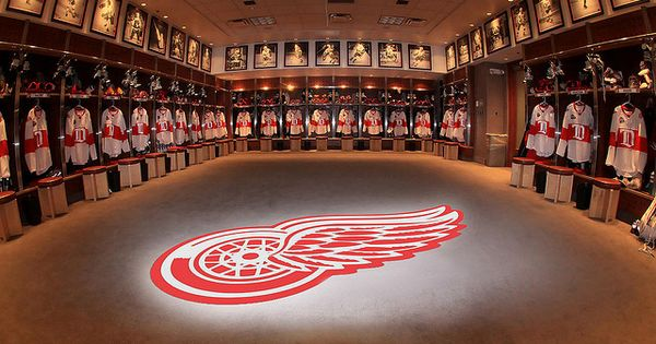 Detroit Red Wings Locker Room Quotes Pinterest Red