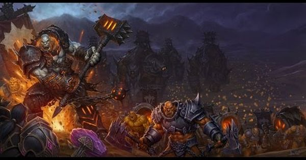 Nice Warlords Of Draenor Patch 6 2 Gameplay 35 Grand Warlock
