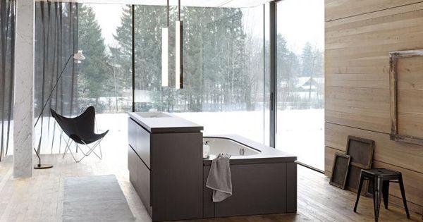 salle de bain be yourself alape salles de bains bathrooms pinterest bath. Black Bedroom Furniture Sets. Home Design Ideas