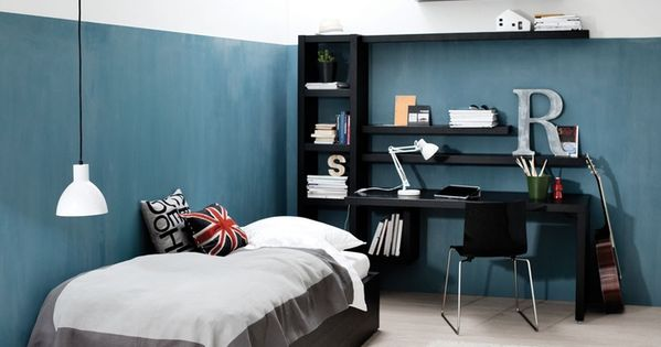 jongenskamer inspiratie voor tieners jongenskamer. Black Bedroom Furniture Sets. Home Design Ideas