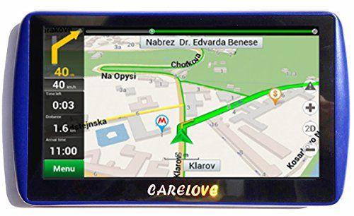 "TOMTOM  5/"" DISPLAY 4GB USA CANADA MEXICO EUROPE MAPS AUTOMOTIVE GPS RECEIVER"