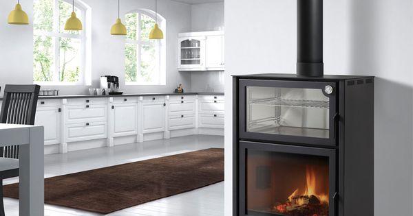 chimeneas de leña con horno estufa con horno arce hergom chimeneas impormade