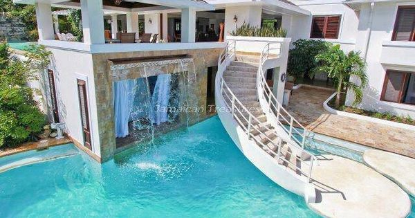 Amazing dream home pinterest house pools and dreams for Amazing dream houses