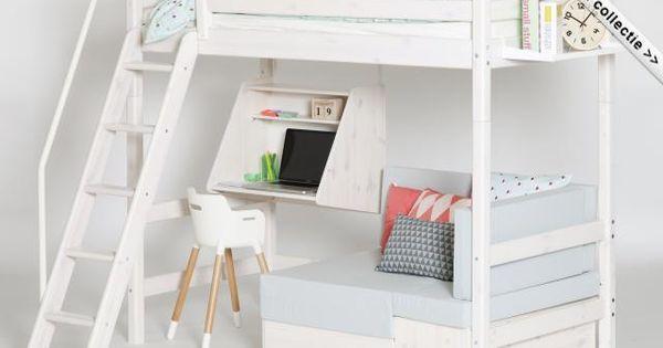 Hoogslaper peuter google zoeken kinderkamer pinterest room ideas space saving beds and - Kinderkamer arrangement ...