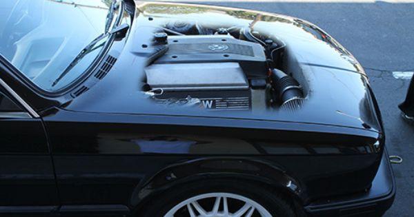 Garagistic E30 M60 Bmw Motor Swap With Images Bmw E30 Bmw
