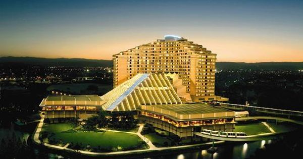 Jupiters Hotel And Casino Gold Coast Australia With Images