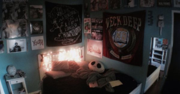 tumblr emo rooms google search room decor pinterest