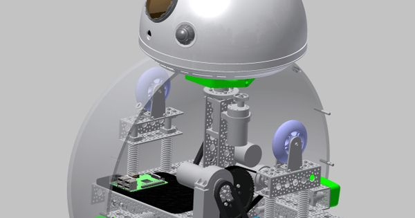 Team builds open source bb robot arduino and