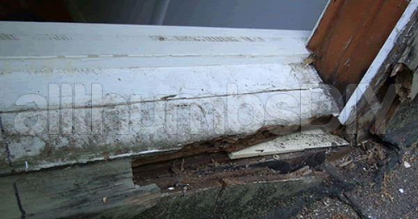 How To Replace A Rotted Window Sill For The Home