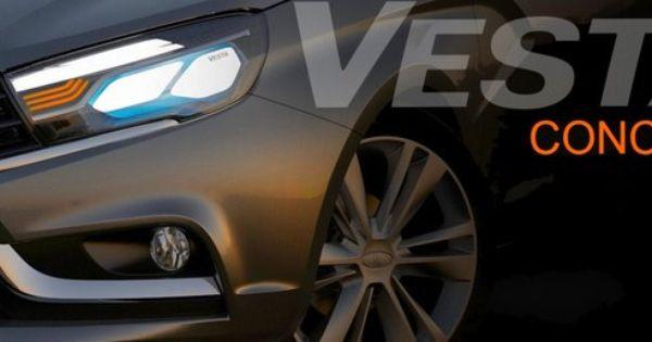 New 2015 Lada Vesta To Take On Russian Roads Wtcc Tracks Lada Vesta Russian Road Vesta