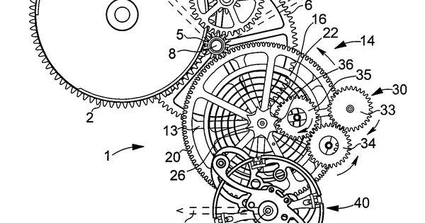 Rolex Watch Drawings