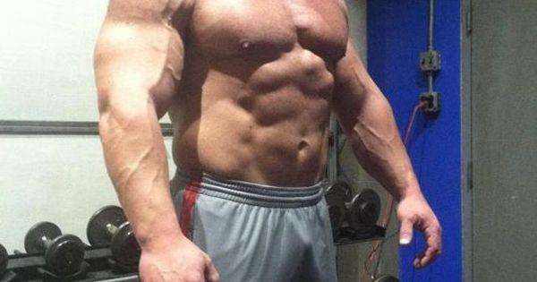 Strongman Derek Poundstone - Height: 185 cm / 6' 1 ...