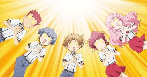 F Class 3 Con Imagenes Gifs Anime